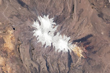 Nevado Coropuna, Peru