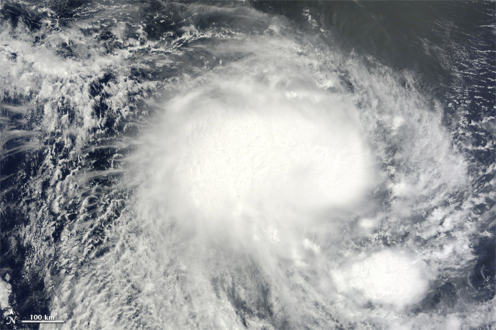Tropical Cyclone Abele