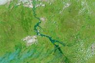 Rising Rivers in Queensland