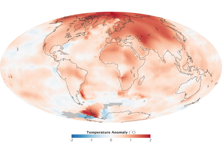 Global Warming Mapped - related image preview