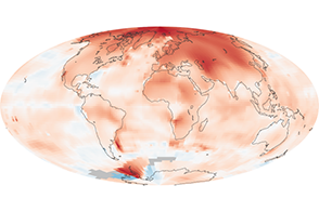 Global Warming Mapped - selected image