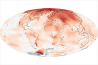 Global Warming Mapped
