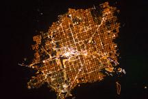 Las Vegas at Night - selected image