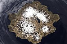 Semisopochnoi Island, Alaska
