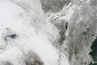 Winter Storm in the Northeastern United States