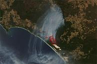 Fire in Western Australia