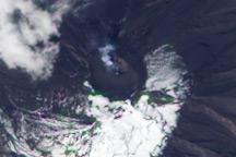 Ongoing Eruption of Tungurahua, Ecuador