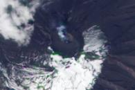 Ongoing Eruption of Tungurahua, Ecuador