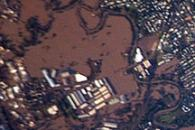 Flooding in Brisbane Suburbs