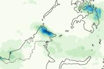 Heavy Rains across Malaysia