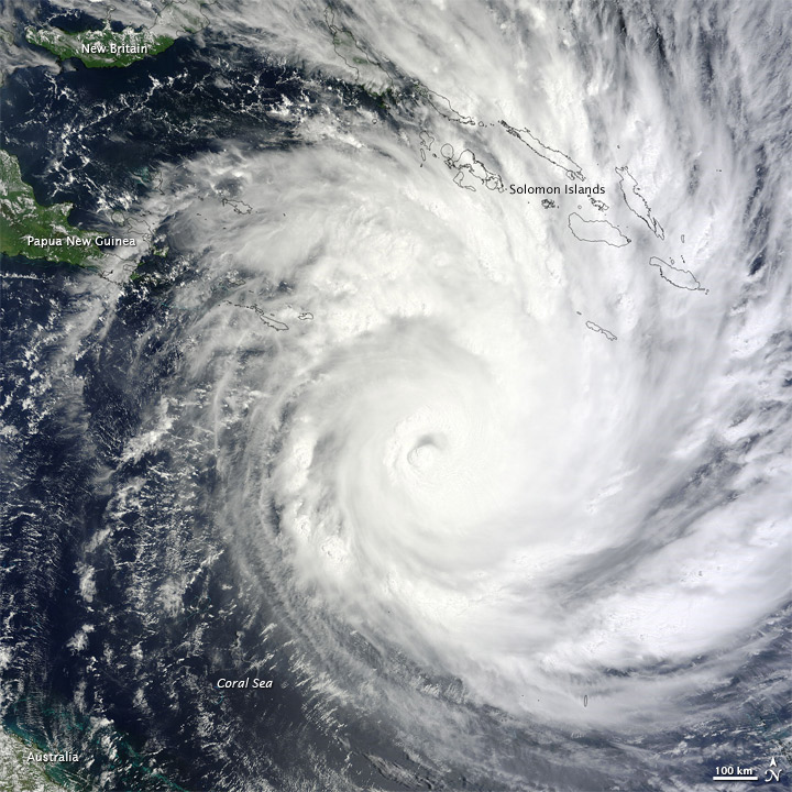 Tropical Cyclone Yasi