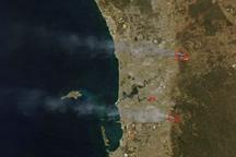 Fires in Perth, Australia