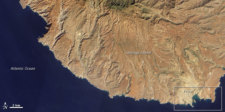 Porto Praia, Santiago, Cape Verde