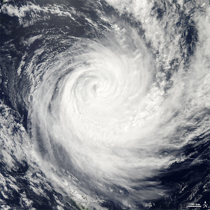 Tropical Cyclone Atu