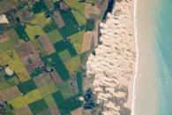 Médano Blanco Coastal Dunes, Argentina