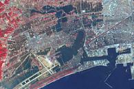 Tsunami Damage near Ishinomaki, Japan