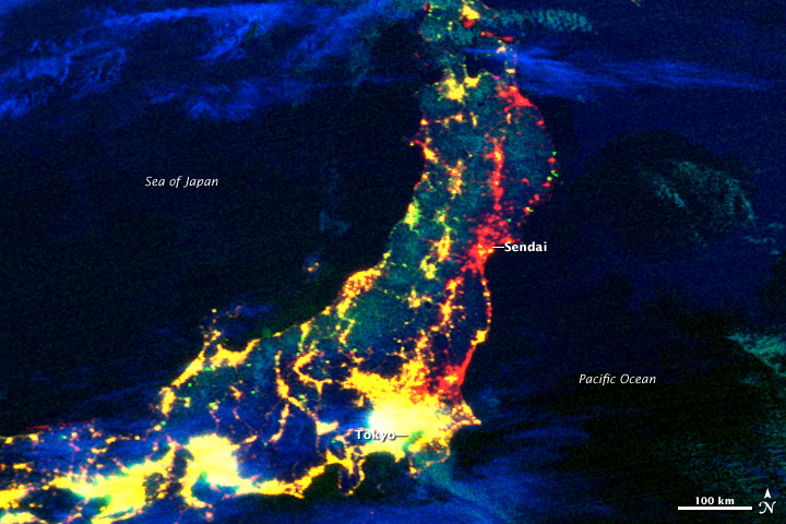 Electricity Losses in Northeastern Japan - related image preview