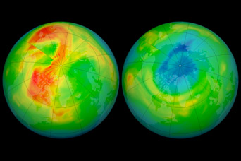 Arctic Ozone Loss - related image preview