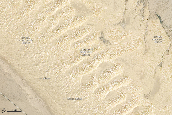 The Algodones Dunes