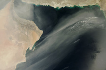 Arabian Sand Storm