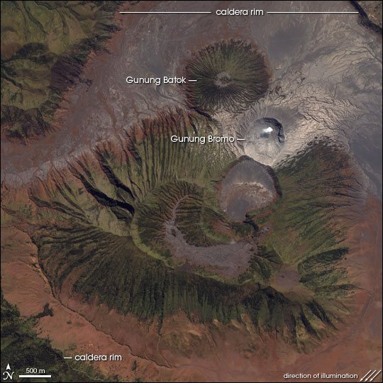 Gunung Bromo, Indonesia