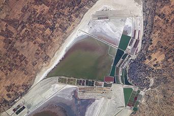 Lake Sambhar, India - related image preview