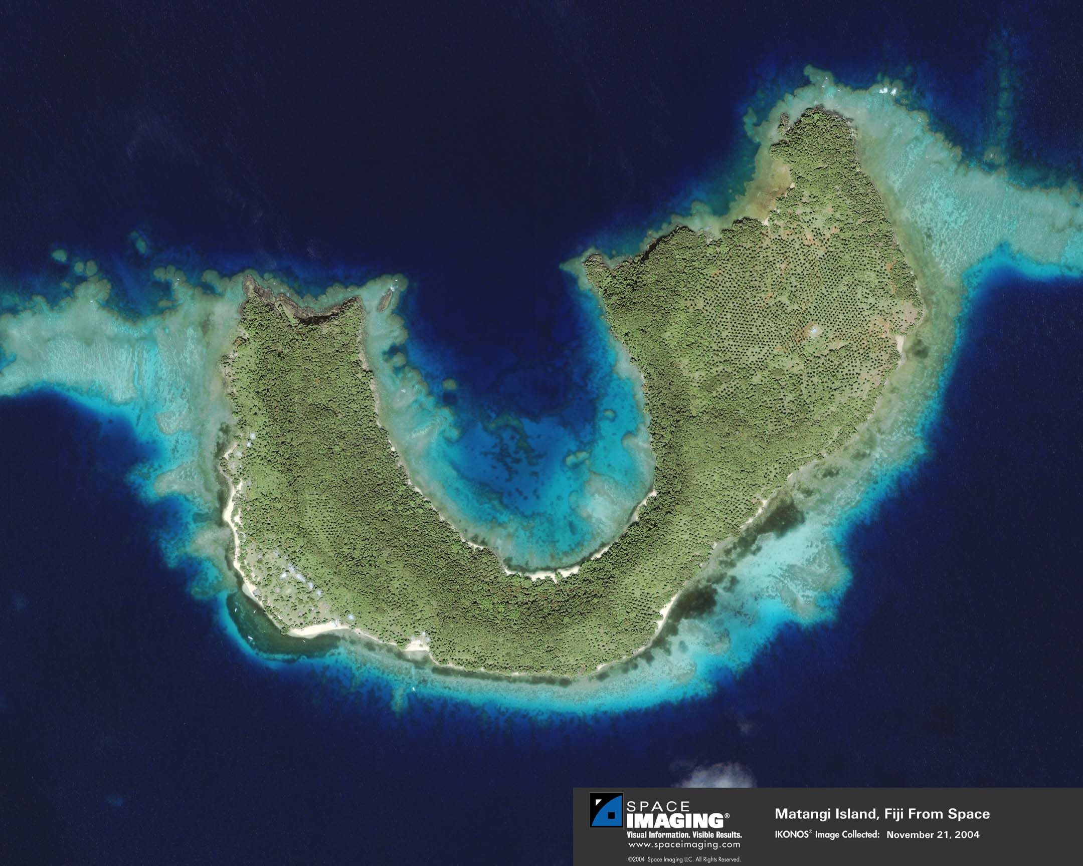 Coral Reefs around Matangi Island, Fiji - related image preview