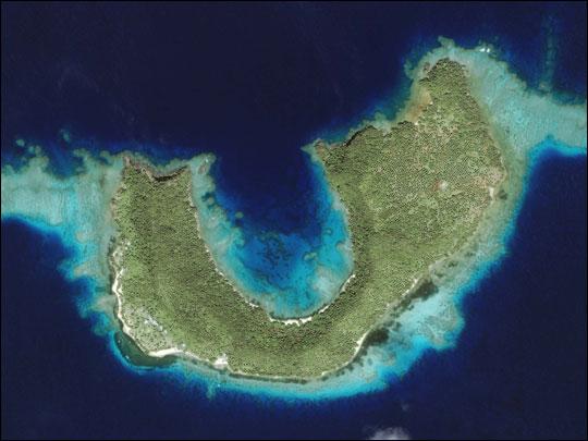 Coral Reefs around Matangi Island, Fiji