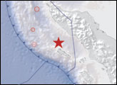 Earthquake Spawns Tsunamis