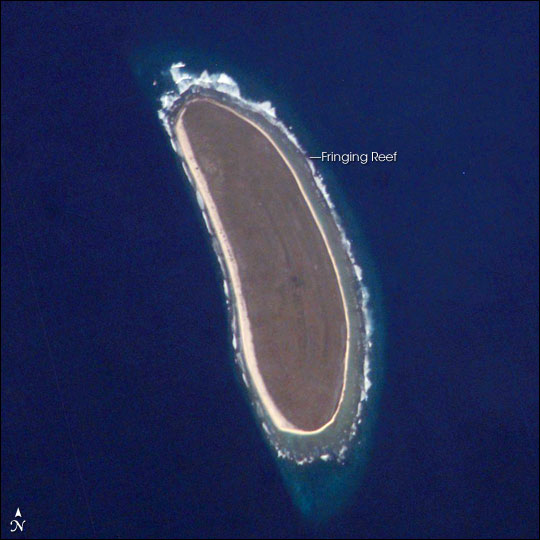 Howland Island, Pacific Ocean - related image preview
