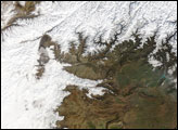 Winter Storm Hits Pakistan and Afghanistan