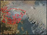 Bushfires Race Across South Australia