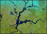Floods Along the Ohio River