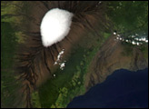 Snow on the Summits of Hawaii