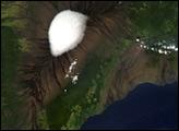 Snow on the Summits of Hawaii