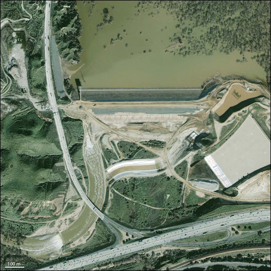 Prado Dam - related image preview