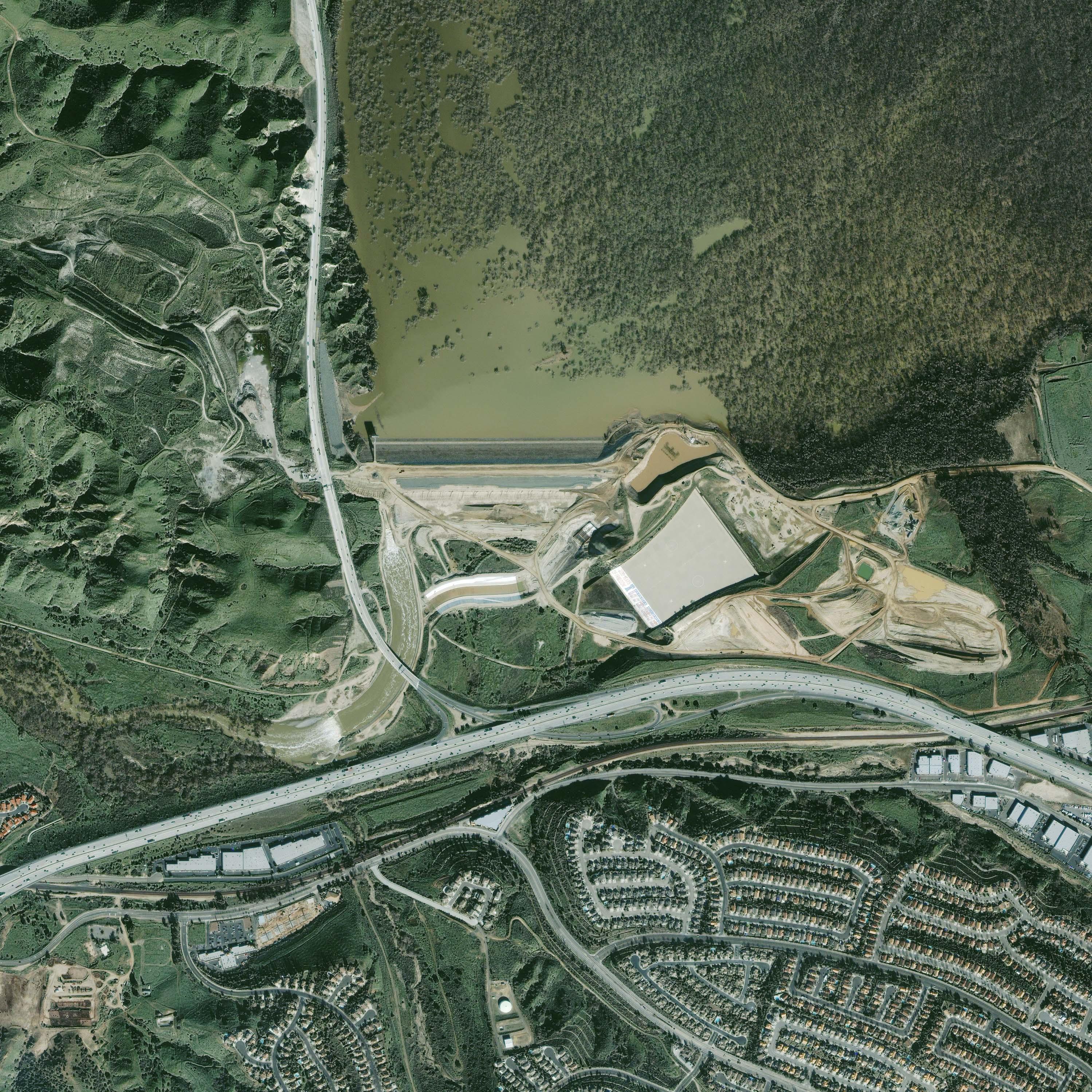 Prado Dam - related image preview