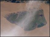 Coastal Change, Amazon River Mouth