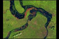 Great Flood of the Mississippi River, 1993