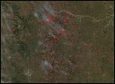 Fires in the Great Plains