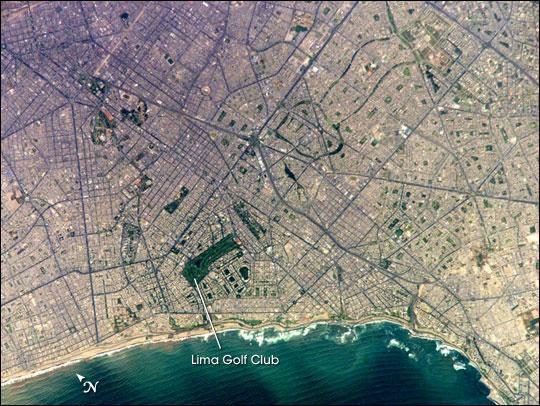 Lima Metropolitan Area, Peru