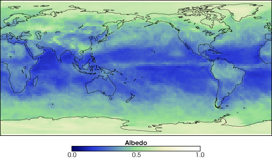 Earth's Albedo in Decline
