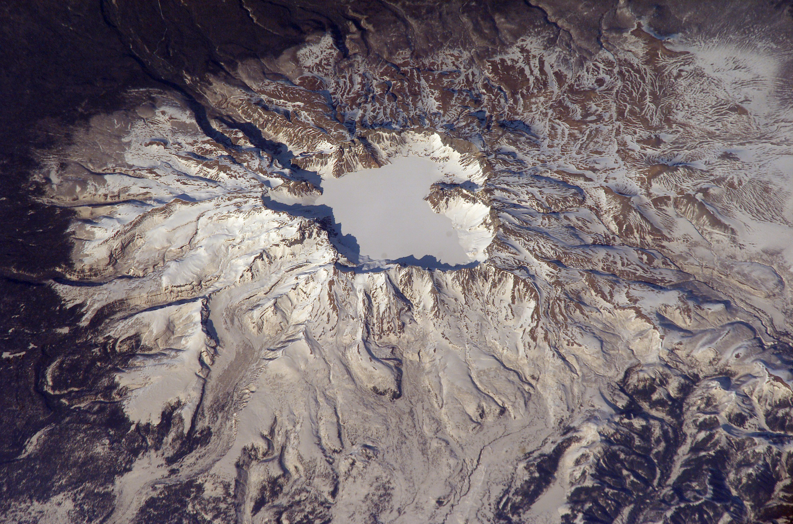 Baitoushan Volcano, China and North Korea - related image preview