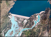 Tarbela Dam, Pakistan - selected image