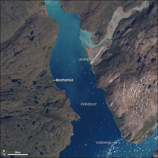 Brattahlid, Norse Greenland