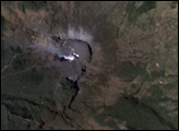 Galeras Volcano, Colombia