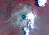 Colima Erupts