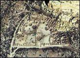 Pueblo Bonito Ruins, Chaco Canyon