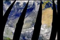Dust Crosses the Atlantic