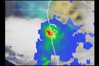 Record Rainfall over Bombay